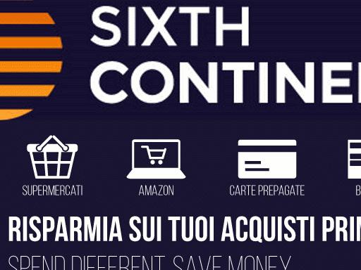 Sixthcontinent e il Reddito di Cittadinanza