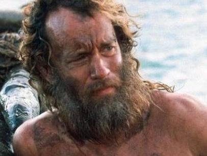 Con Cast Away Tom Hanks perse 20 chili. Poi lo abbandonarono sull'isola