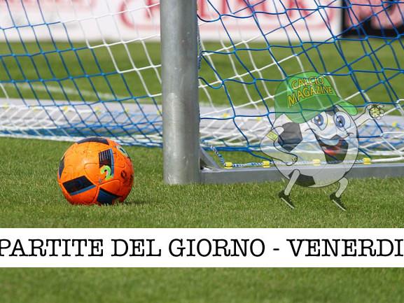 Le partite di oggi, Venerdì 6 dicembre 2019: Inter-Roma in primo piano