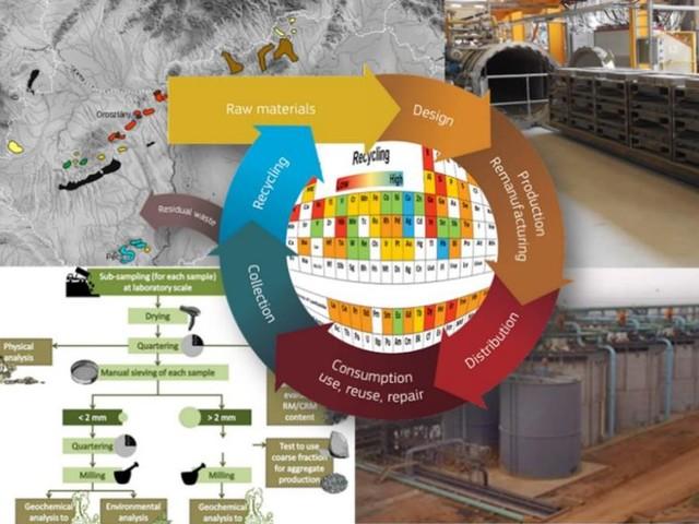 Estrarremo le materie prime strategiche da discariche e depositi di scorie minerarie
