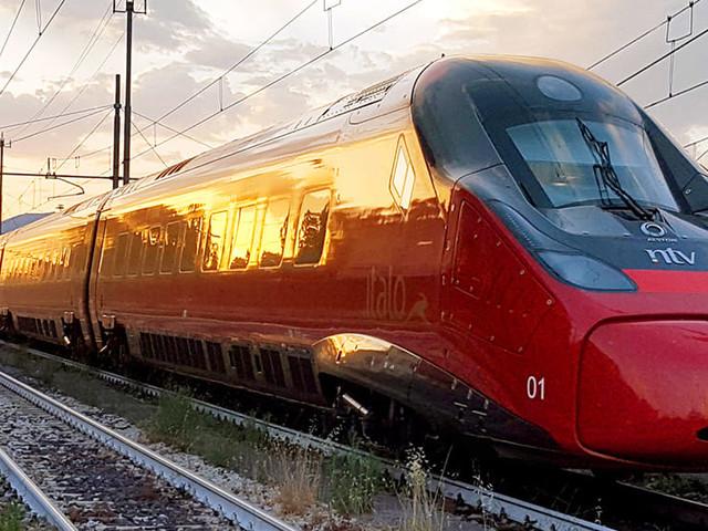 L'alta velocità corre sui binari della Venezia-Milano-Torino: Italo collega il nordest