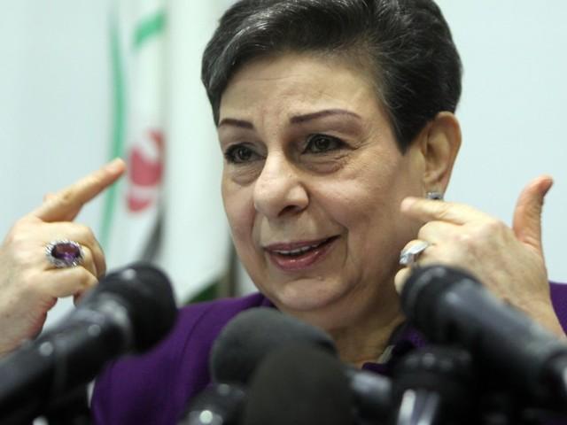 """""""La Palestina ritrovi il sogno e il progetto politico della Prima Intifada"""". Intervista a Hanan Ashrawi"""