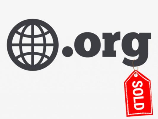 Venduto a un fondo Usa il dominio simbolo del no profit