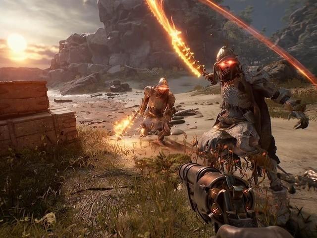 Witchfire: un nuovo video gameplay mostra un titolo diverso da come fu presentato