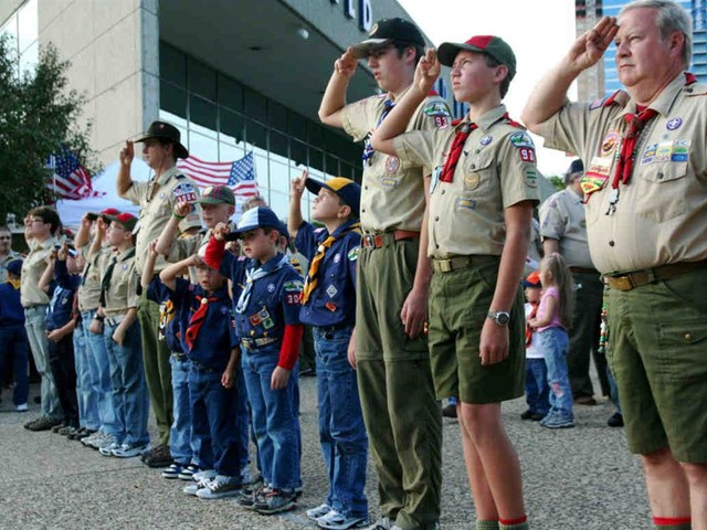 Scandalo in Usa: tra i boy scout 12 mila vittime di molestie