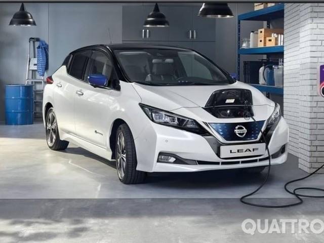 Nissan Leaf - Fino a 10 mila km gratis con lofferta E-Asy Electric