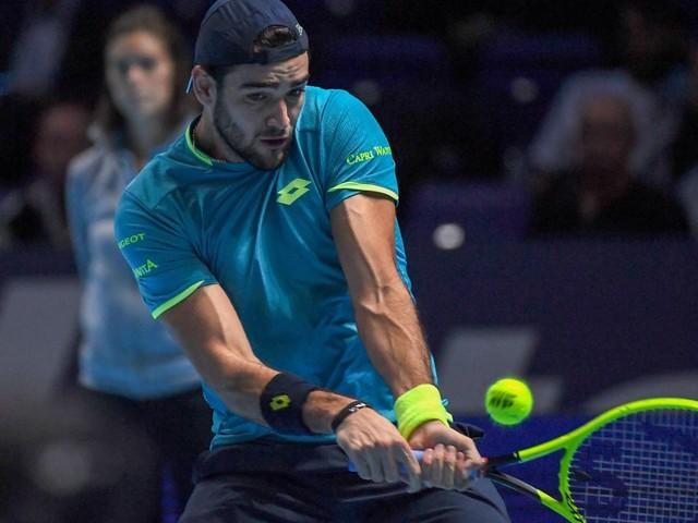 Berrettini trionfa a Belgrado, Karatsev ko in finale