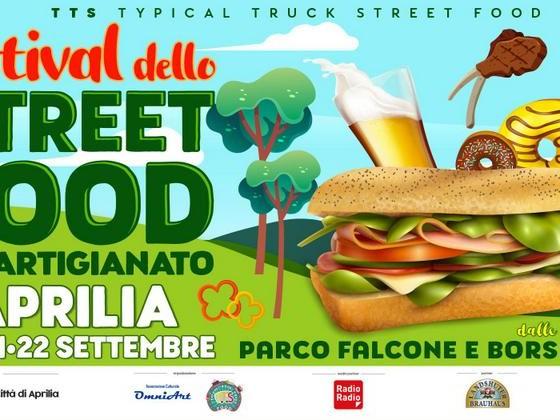Aprilia, torna il Festival dello Street Food e dell'Artigianato: 3 giorni di festa e delizie