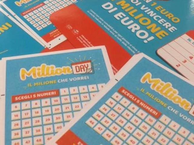 Million Day estrazione di oggi 12 Agosto, i numeri vincenti