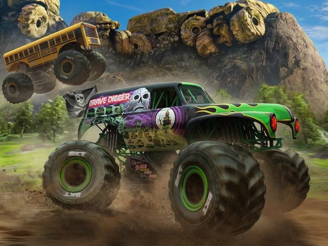 Monster Jam Steel Titans è in offerta a 9,99 Euro per Xbox One