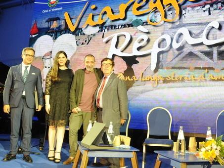 A Trevi, Minore e Ricci il 90° Premio Viareggio-Repaci