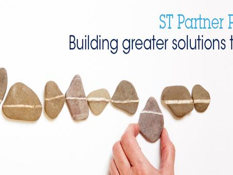 ST Partner Program per accelerare il time-to-market