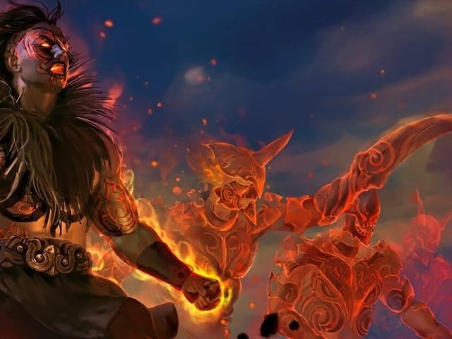 Path of Exile 2 vuol far guerra a Diablo 4