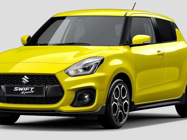 Suzuki Swift Sport: prezzo, consumi e motori