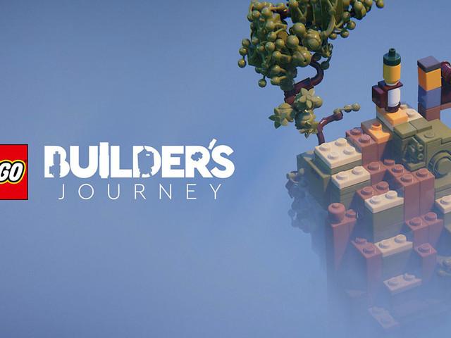 Lego Builder's Journey, un viaggio onirico tra i mattoncini danesi   Recensione (Switch)