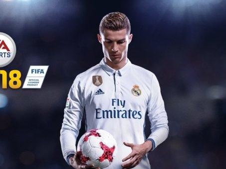 FIFA 18 Ultimate Team svela i calciatori più forti, Cristiano Ronaldo guida la Top 100