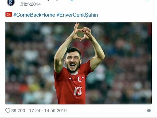 Cenk Şahin licenziato dal St Pauli per suo tweet pro Erdogan, ha già un'offerta dalla Turchia