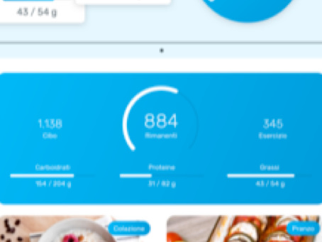 YAZIO Conta Calorie per Dieta si aggiorna alla vers 6.5.3
