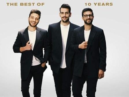 Il Volo: Annunciano l'uscita di Best of 10 Years!