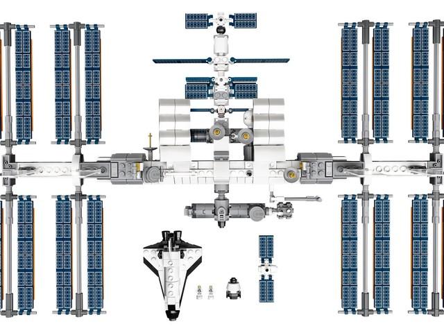Questo nuovo set LEGO è veramente spaziale (foto e video)