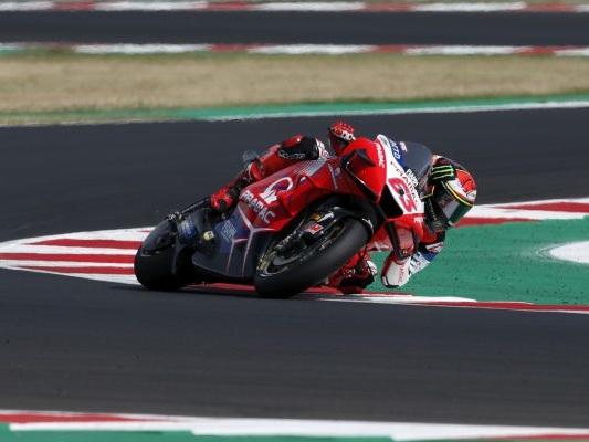 """MotoGP, Francesco Bagnaia: """"Sono certo che avremmo potuto completare una bella rimonta"""""""