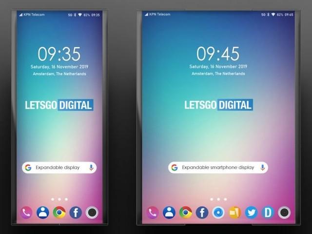 Anche LG prepara il suo smartphone flessibile