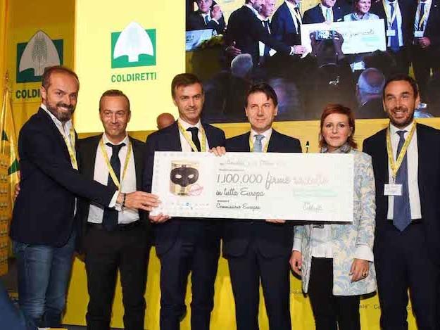 Stop ai cibi falsi, dalla regione Abruzzo raccolte oltre 34mila firme