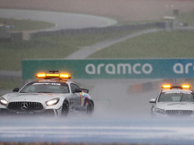 Formula 1, GP d'Austria (Stiria): la pioggia del sabato che ha cancellato le FP3. FOTO