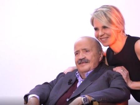 Maria De Filippi e Maurizio Costanzo dopo 23 anni di matrimonio svelano il segreto del loro amore