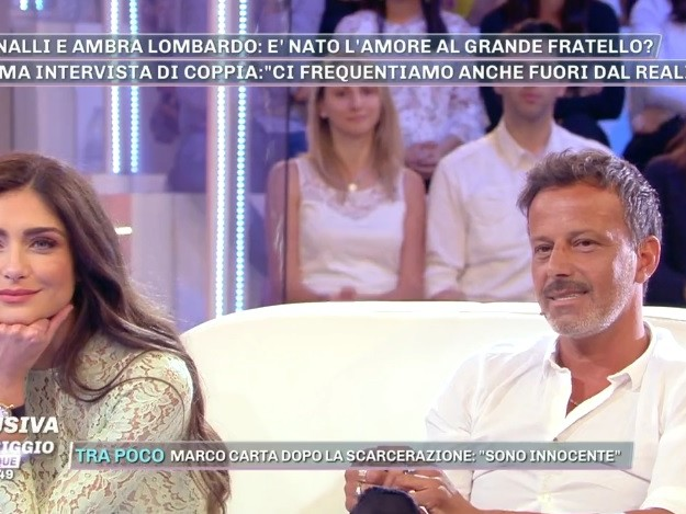 """Ambra Lombardo smentisce la rottura con Kikò: """"Non ci siamo mai lasciati"""""""