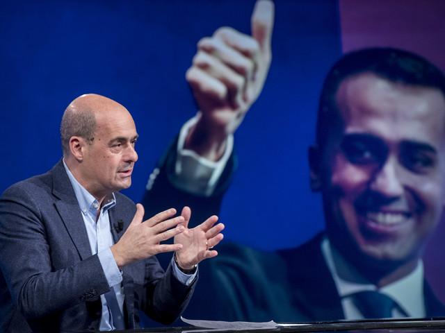 """Zingaretti: """"Bene Conte. Strategia dell'odio non risolve i problemi"""""""
