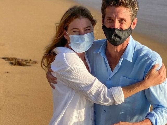 Grey's Anatomy, Patrick Dempsey sull'incontro con Ellen Pompeo: 'Bello per entrambi'