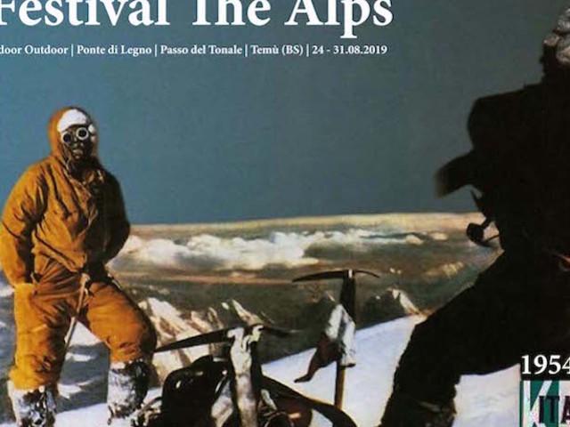 """""""Festival The Alps 2019"""". In programma oggi, la prima delle tre nuove proiezioni outdoor"""