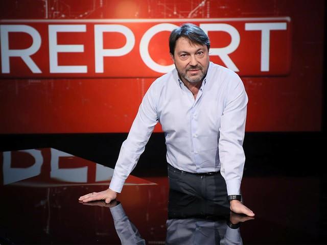 Stasera in tv Report, anticipazioni della puntata del 19 ottobre