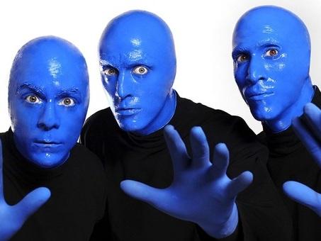 Il Blue Man Group torna in Italia a marzo, due tappe a Milano e Firenze