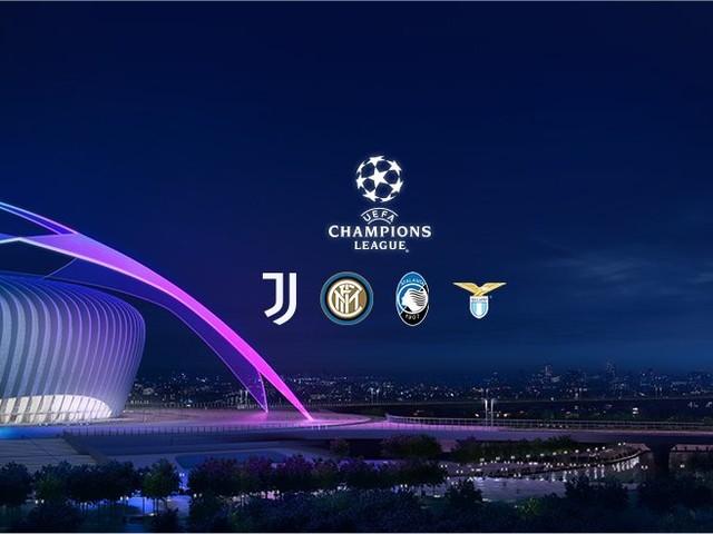 Sky Sport Diretta Champions #1, Palinsesto Telecronisti Juventus, Inter, Atalanta, Lazio