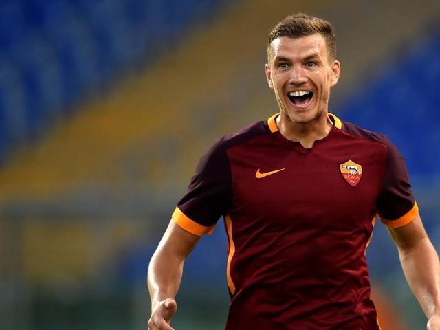 Roma, i numeri di Dzeko non convincono: solamente nove gol in campionato per il bosniaco