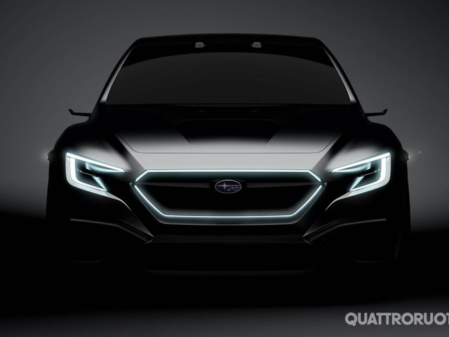 Subaru - Tutte le novità per il Salone di Tokyo