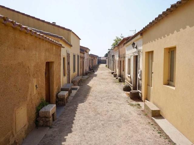 San Salvatore di Sinis: il villaggio western della Sardegna