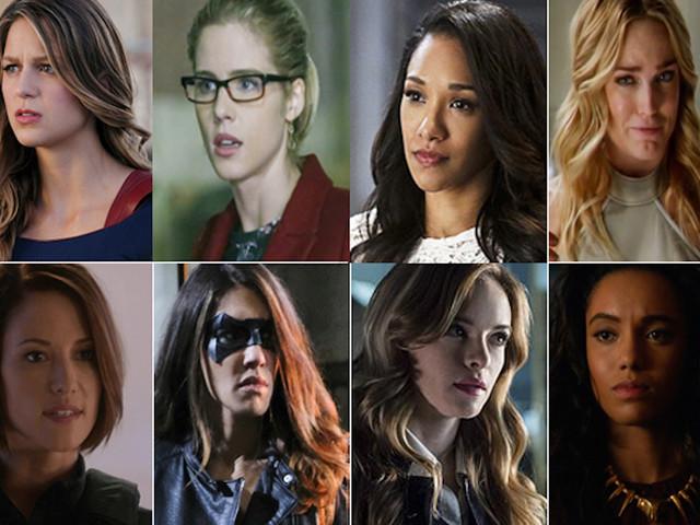 Tutte le donne dell'Arrowverse insieme? Adesso è possibile!