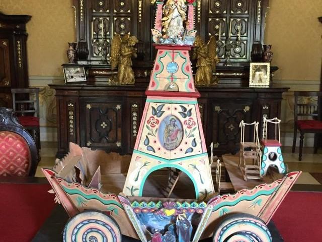 Si chiude il Festino di Santa Rosalia 2019 con la consegna del Carro della Santuzza