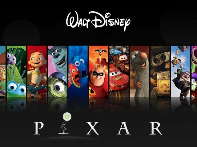 Pixar su Disney+: 15 film da vedere