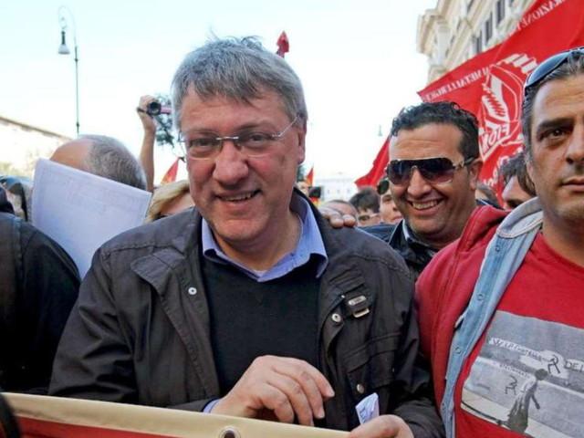 """Governo, Landini: """"ADraghi chiederemo proroga blocco licenziamenti"""""""