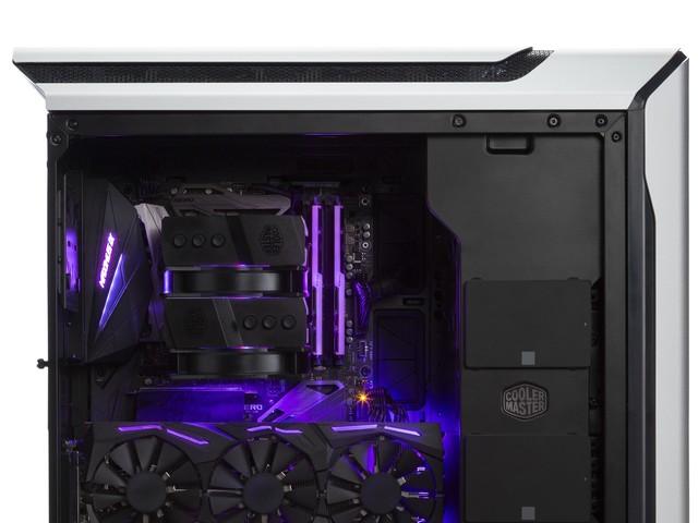 Ecco MasterCase SL600M: il nuovo arrivato della fascia alta di case Cooler Master
