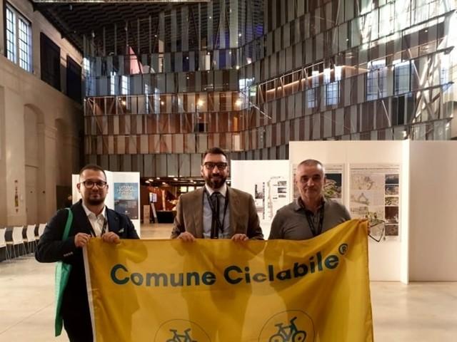 San Salvo Comune ciclabile: assegnati due bike smile a Torino