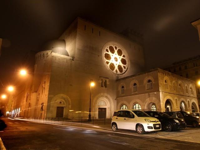 Atti vandalici contro la sinagoga di Trieste, un denunciato