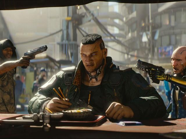 Gameplay di Cyberpunk 2077: ecco come funzionerà il sistema GDR di modifica delle armi