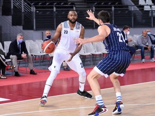 Basket: tegola Virtus Roma, Chris Evans si rompe il tendine d'Achille