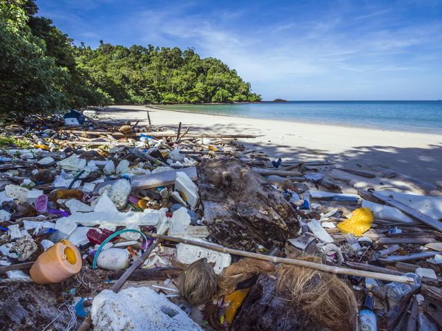 Un oceano di plastica rappresenta un problema anche per gli investitori
