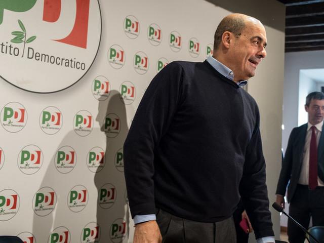 Zingaretti apre al congresso del Pd e ora la palla passa all'assemblea